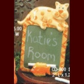Cat Chalk Board - Case of 3