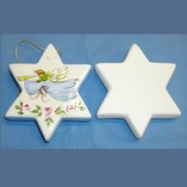 Lg. Star Ornament - Case of 12