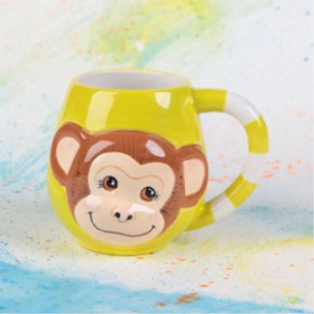 MOMO THE MONKEY 12OZ MUG