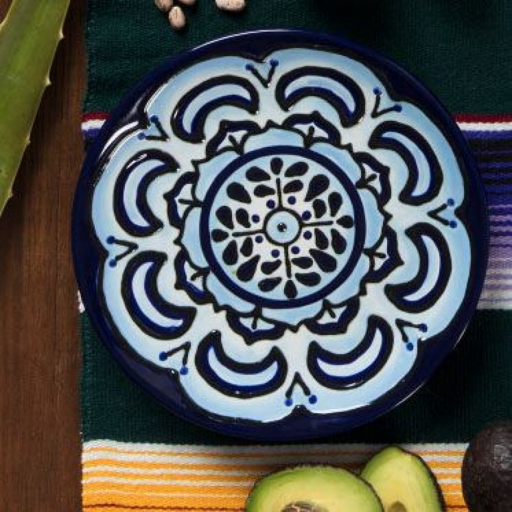 Talavera Salad Plate - Case of 6