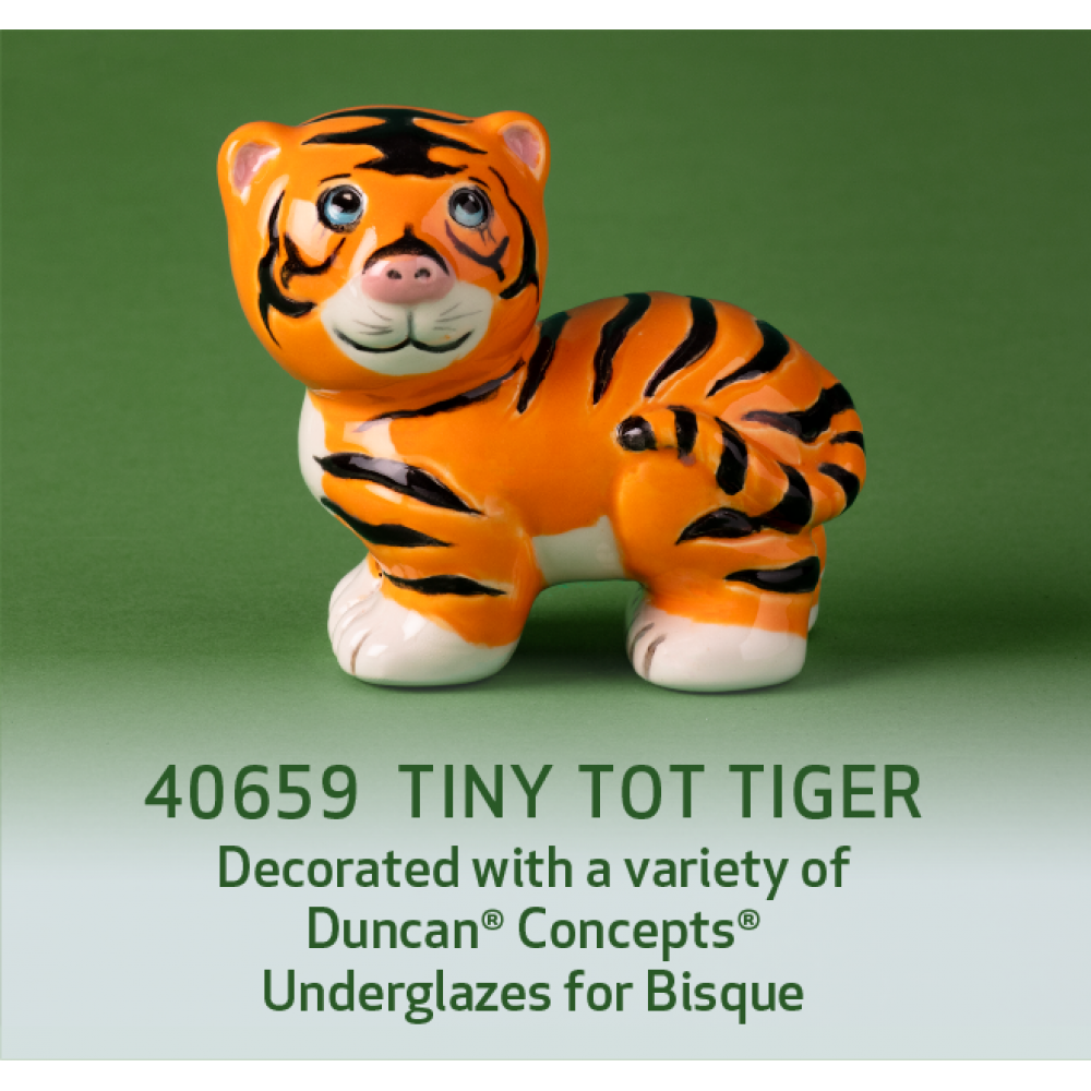 Tiny Tot Tiger - Case of 6