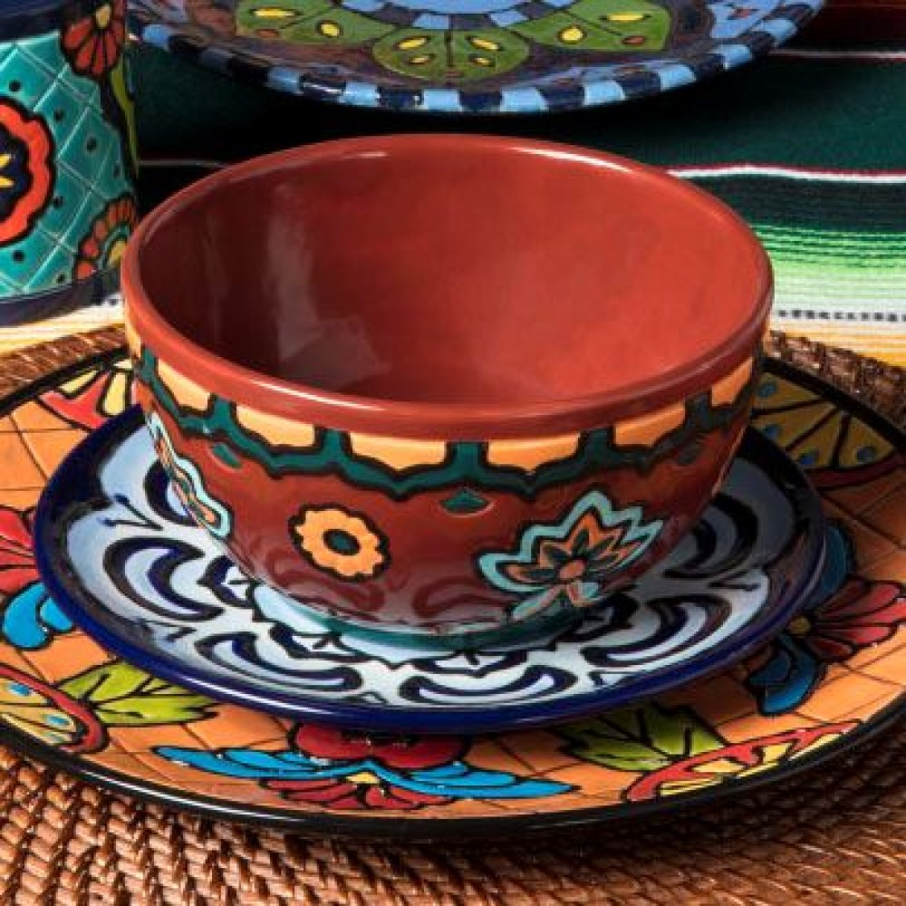 Talavera Cereal Bowl