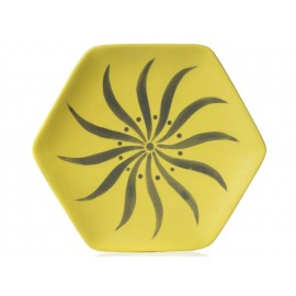 Honeycomb Dinner Plate - Case of 6