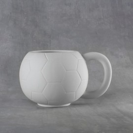 Soccer Ball Mug 20 oz.