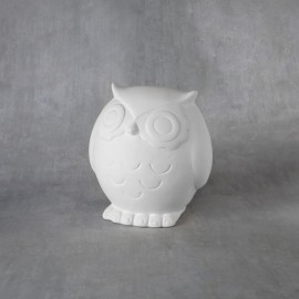 Large Tot Hoot Bank