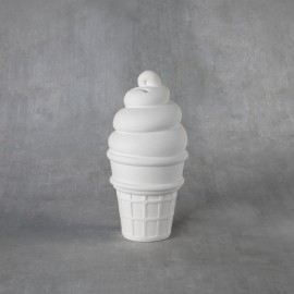 Ice Cream Cone Bank