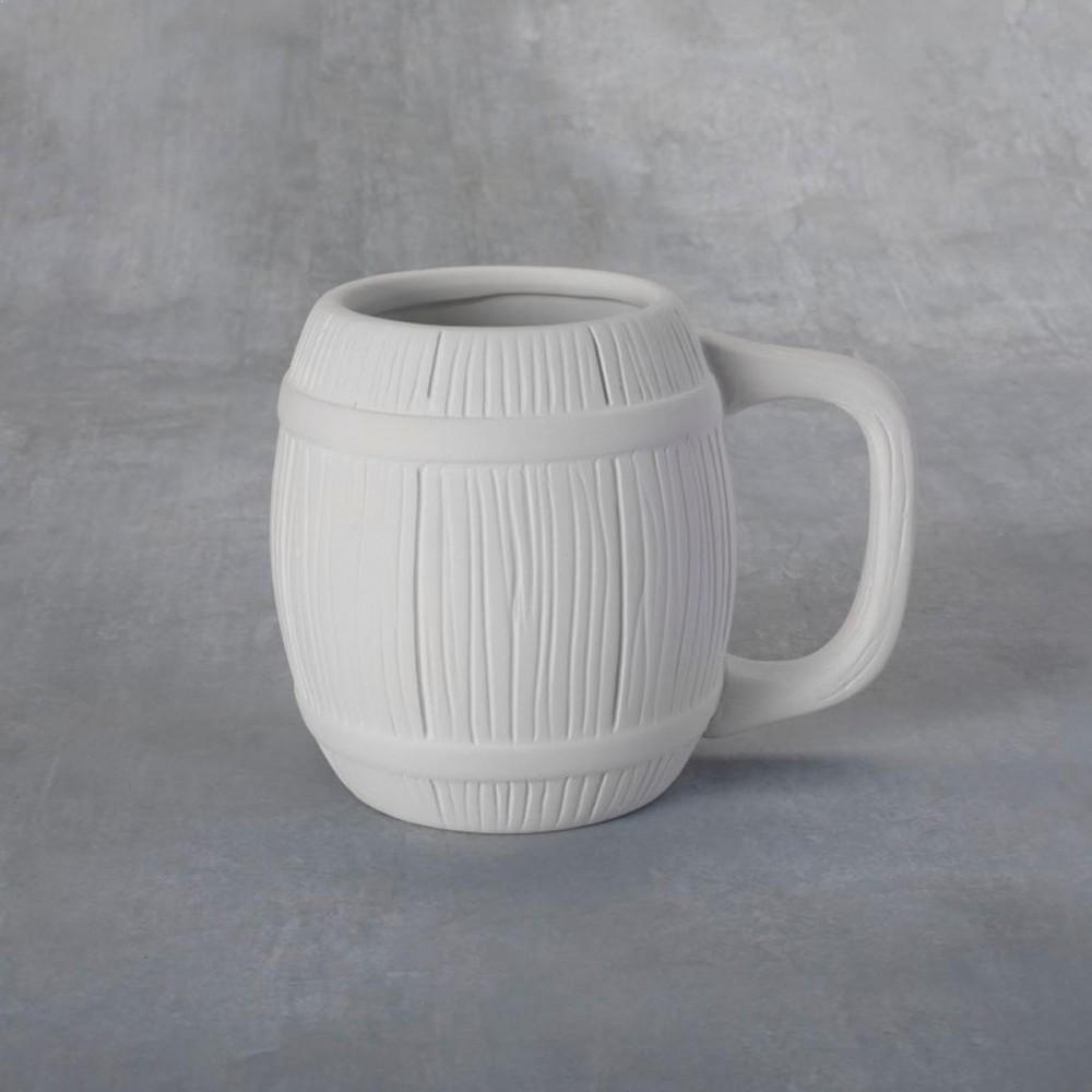 Barrel Mug - 16 ounce