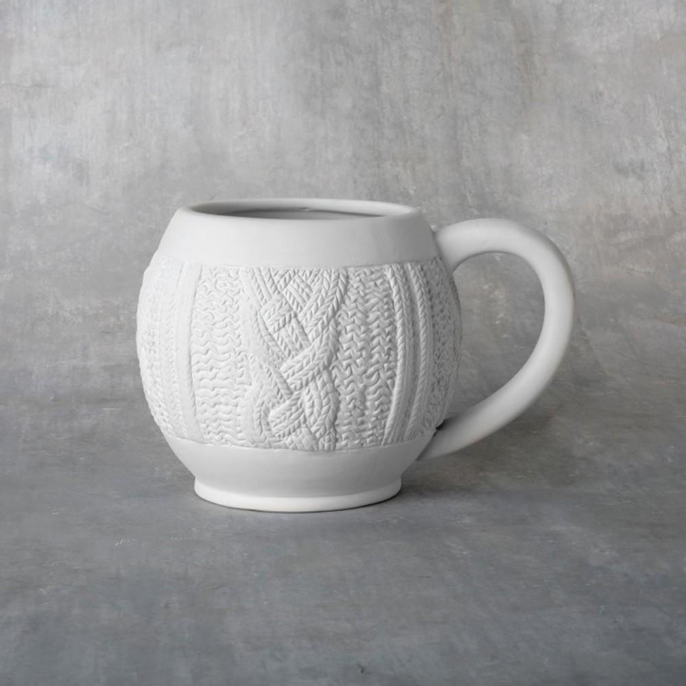 Medium Cozy Sweater Mug - Case of 6