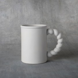 Twisted Handle Mug - 12 ounce