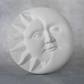 Sun & Moon Plaque - Case of 6