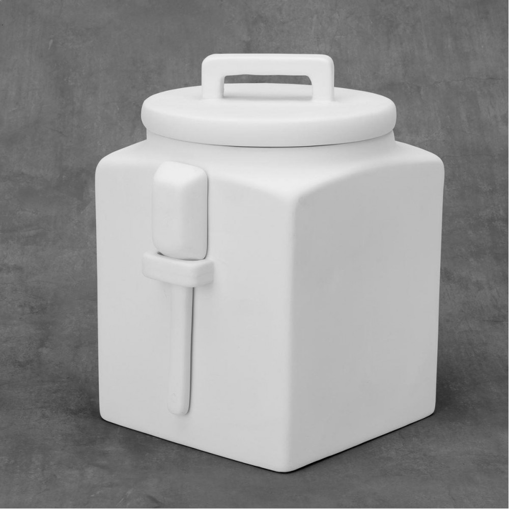 Kitchen Canister with Scoop