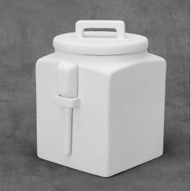 Kitchen Canister with Scoop - Case of 4