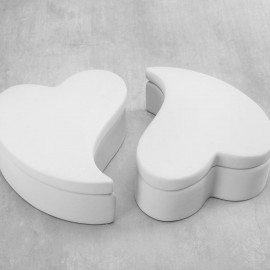 Joining Heart Boxes - Case of 6