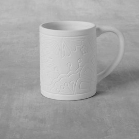 Talavera Mug 16 oz. - Case of 6