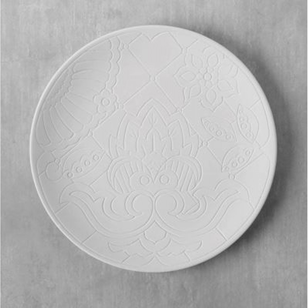 Talavera Charger Plate - Case of 6