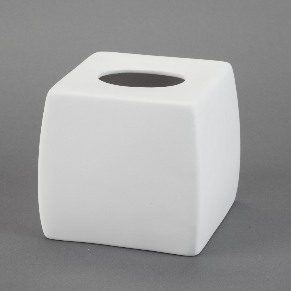 Classic Tissue Box - Case of 4