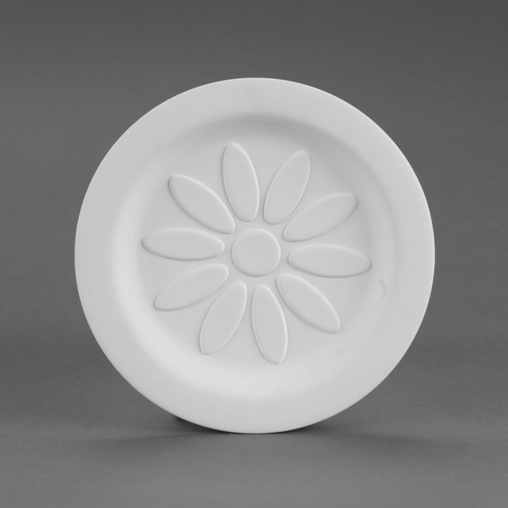 Ten Petal Flower Plate