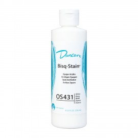 WHITE - 8oz Duncan Opaque Stain