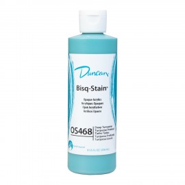 DEEP TURQUOISE - 8 oz Duncan Opaque Stain