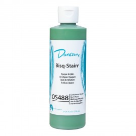 CHRISTMAS GREEN - 8 oz Duncan Opaque Stain
