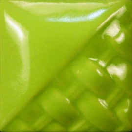 Bright Green Gloss - 16 oz Mayco Stoneware Glaze