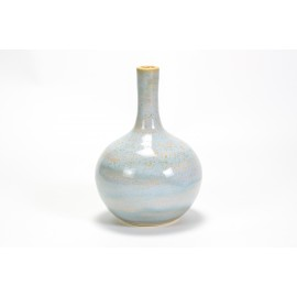 SW-166 Norse Blue Over SW-168 Coral Sands Stoneware Combination