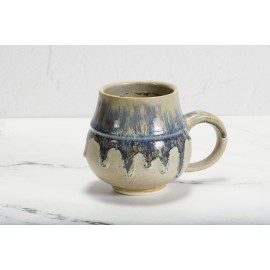SW-179 Muddy Waters Over SW-107 Dunes Stoneware Combination