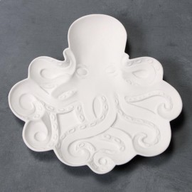 Octopus Dish - Case of 6