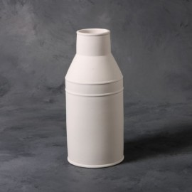 Milk Can Bud Vase
