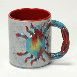 Crab Mug - Case of 6
