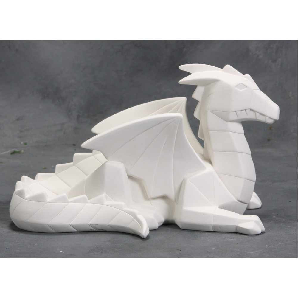Faceted Dragon - Case of 4