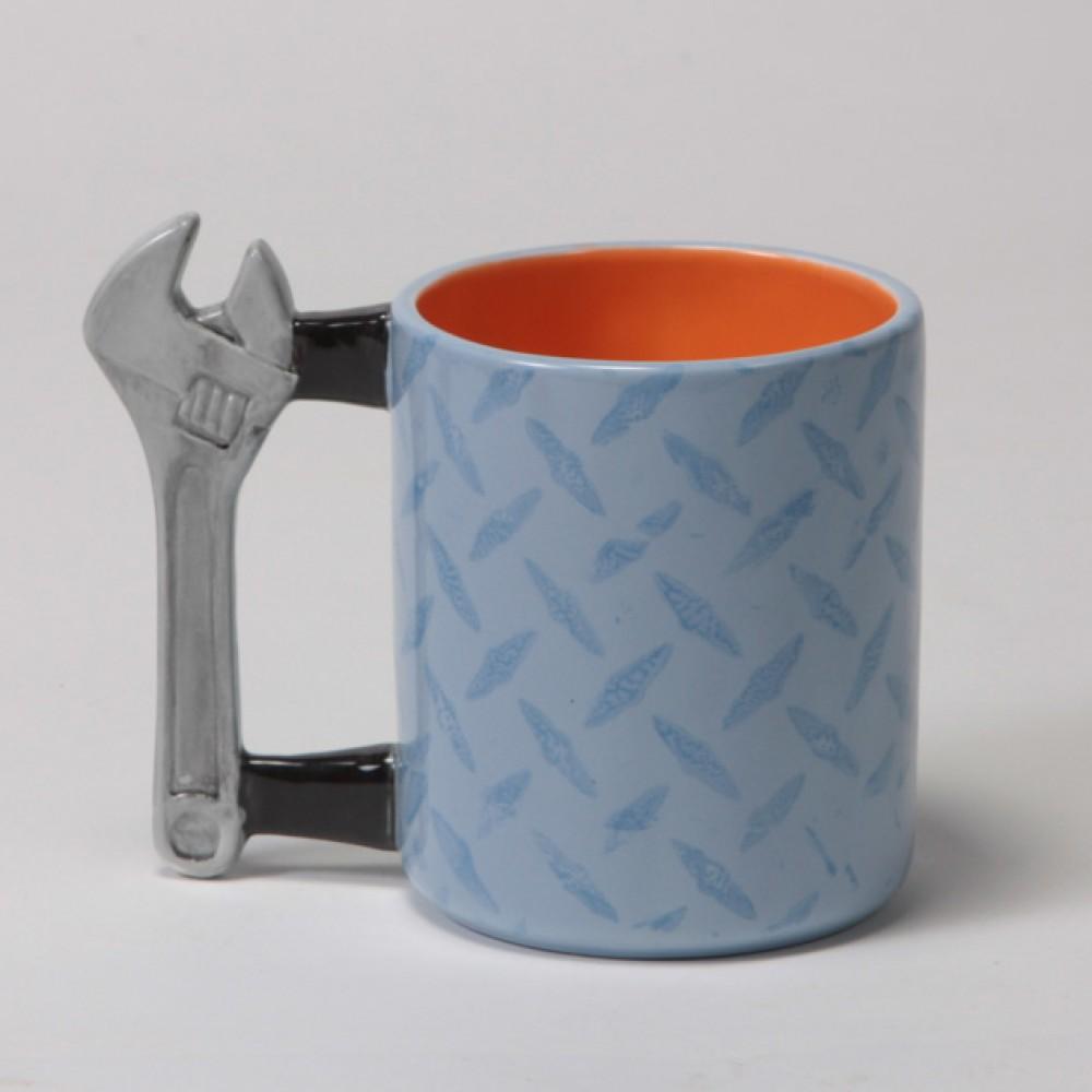 Handy Man Wrench Mug - Case of 6