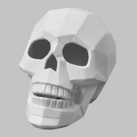 Faceted Skull - Case of 4