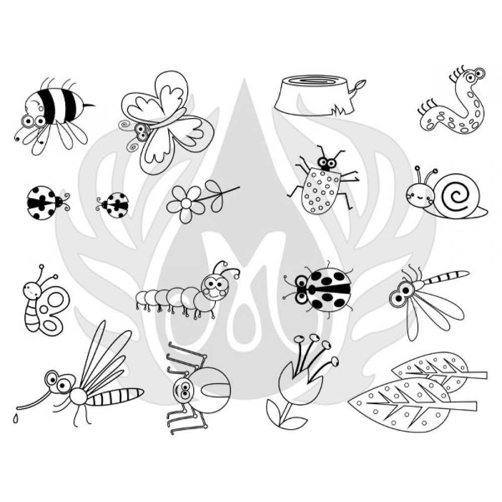 Buggin Out Designer Silk Screen