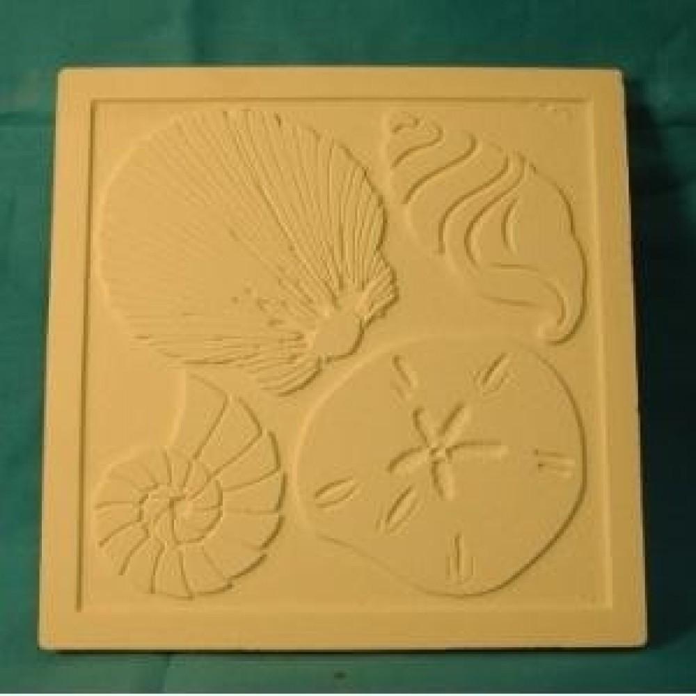 4 Shells Tile