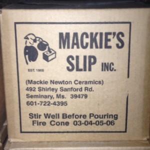 Mackie's Casting Slip