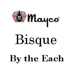 Mayco Bisque by the Each