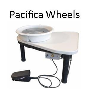Pacifica Potters Wheels